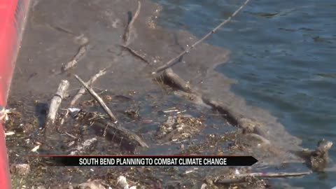 South Bend planning to combat climate change